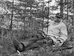 Södermanlands regemente. 4. komp fältvanevecka