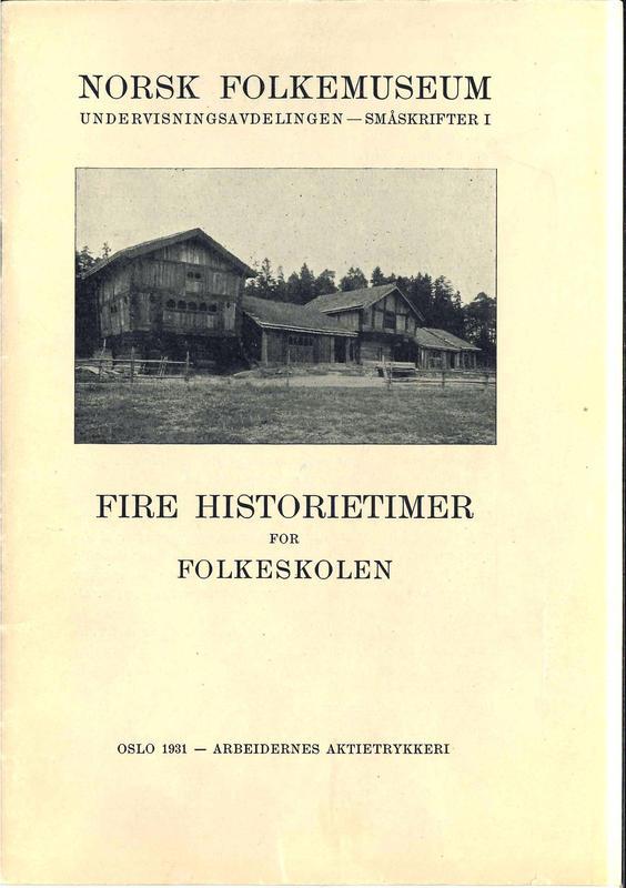 Fire historietimer