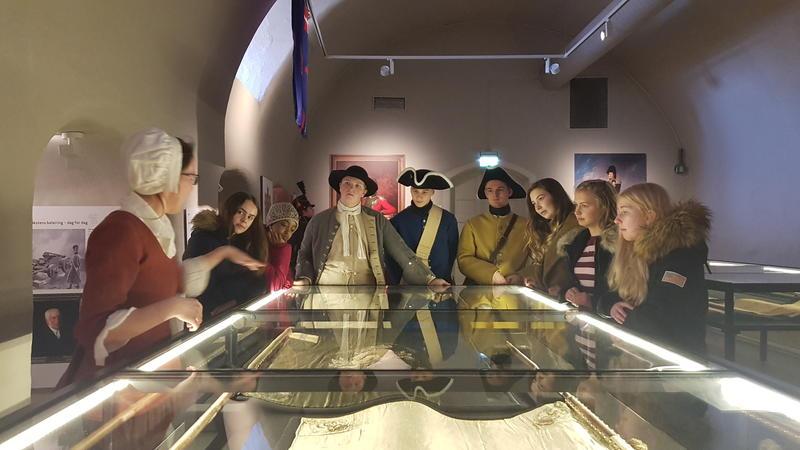 Fredriksten Museum: 1814
