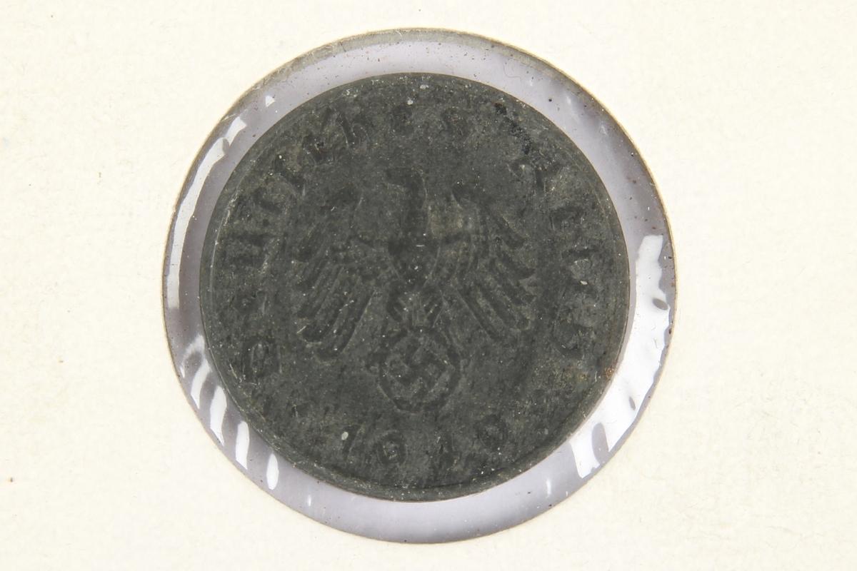 10 Reichspfenning fra 1940