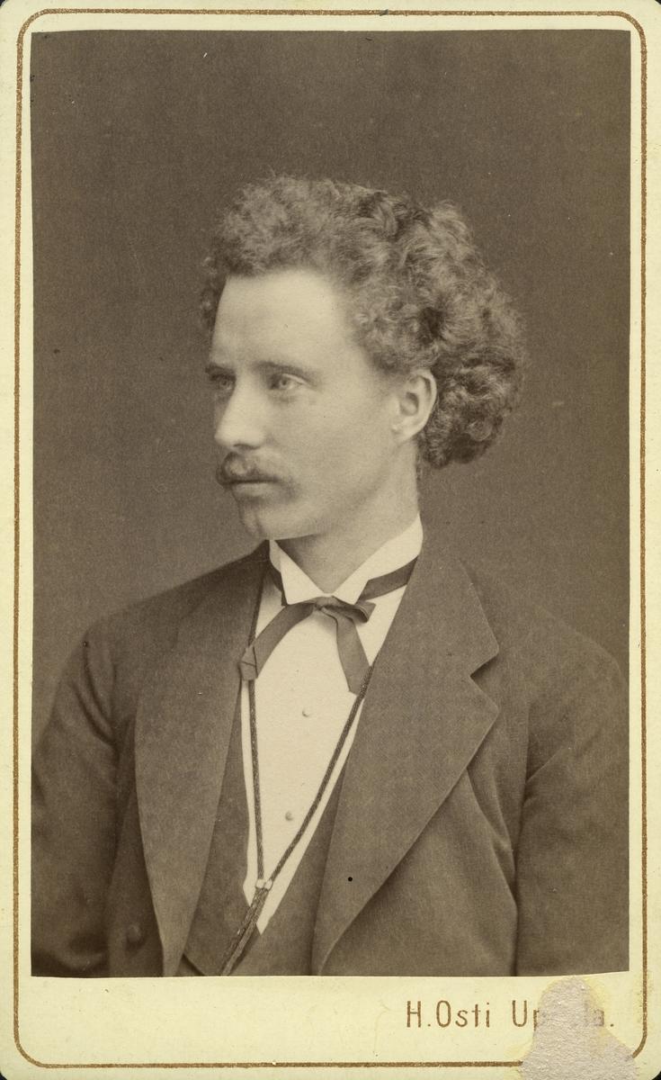 Robert Bäcklin, 1876.