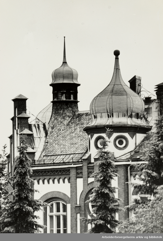 Katedralskolen. Juni 1983