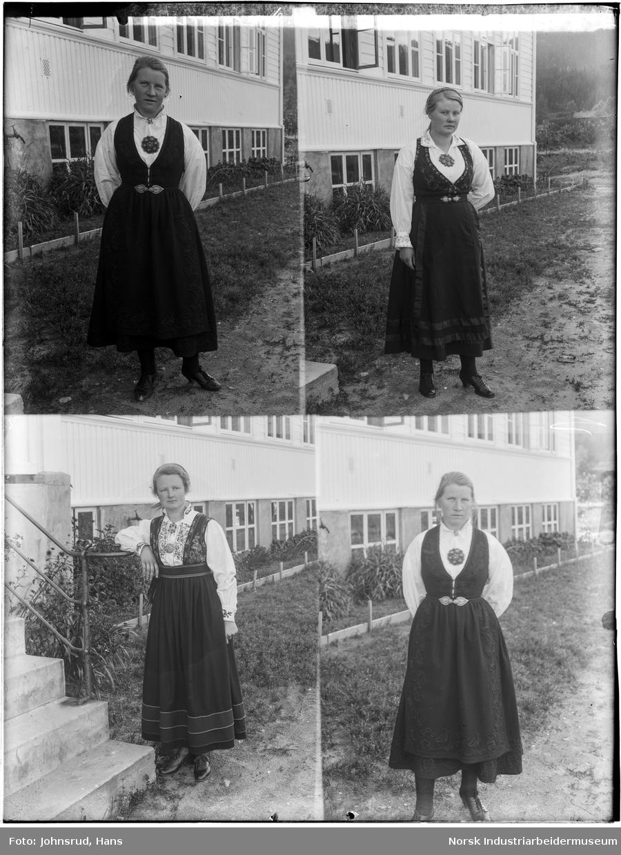 Sagavoll Ungdomskole - 1922