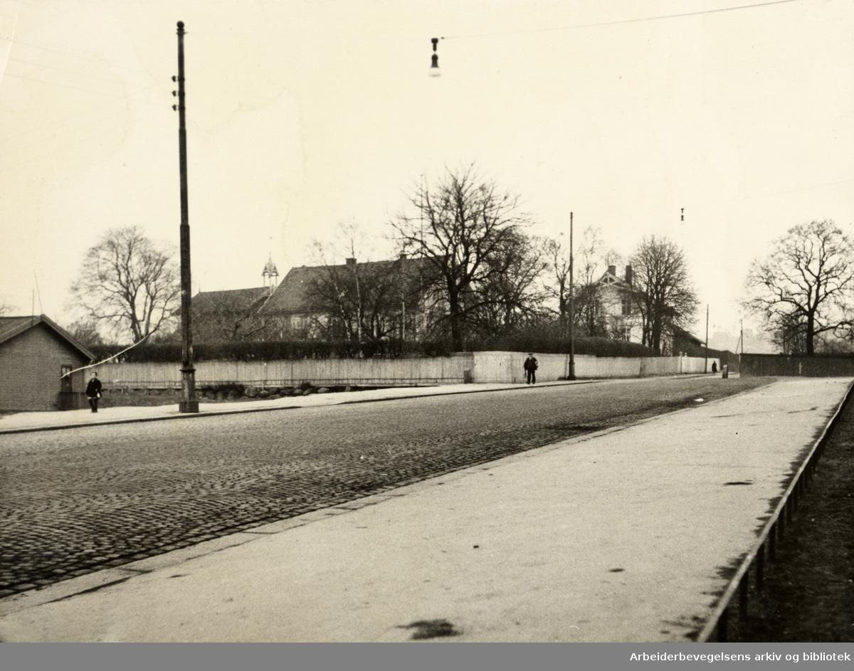 Lillo gård. 1937