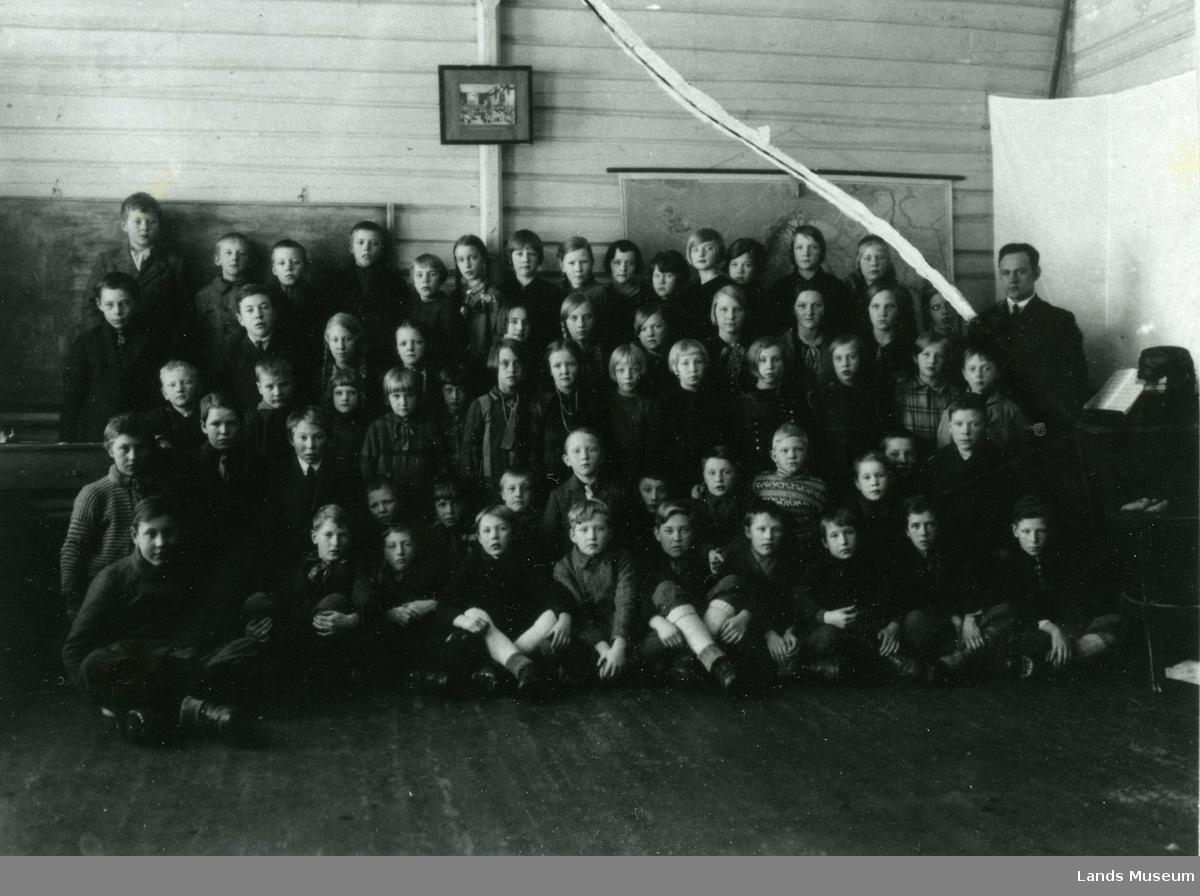 Skogvang skole, Nordsinni