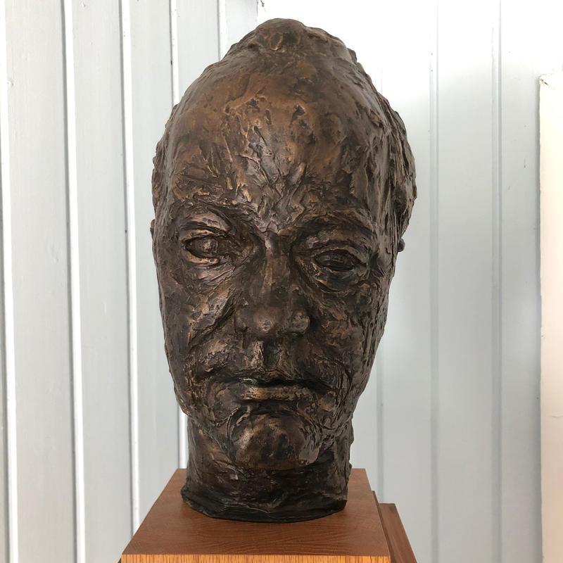 Sigurd Hoel skulptur (Foto/Photo)