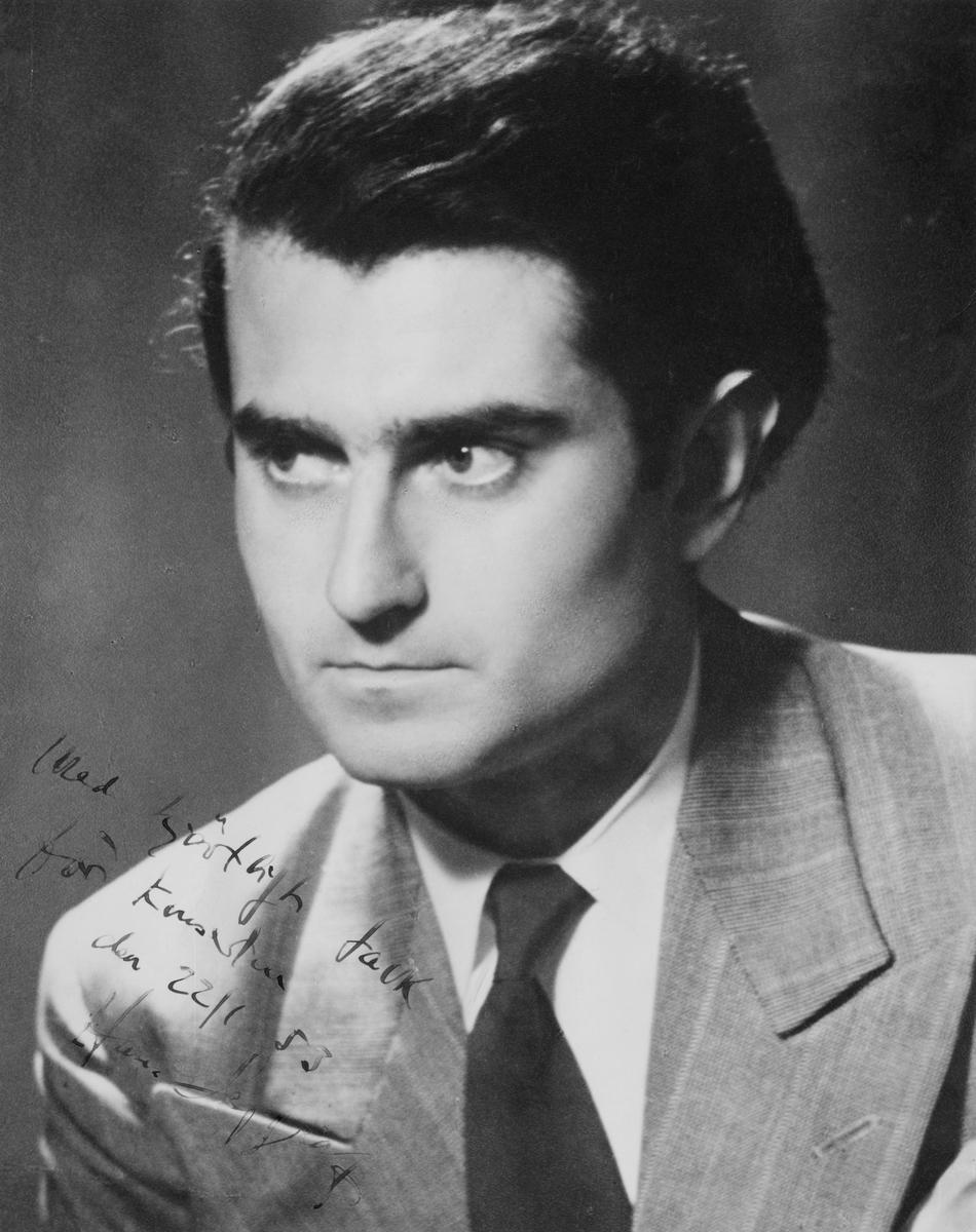 Leygraf, Hans (1920 - 2011)