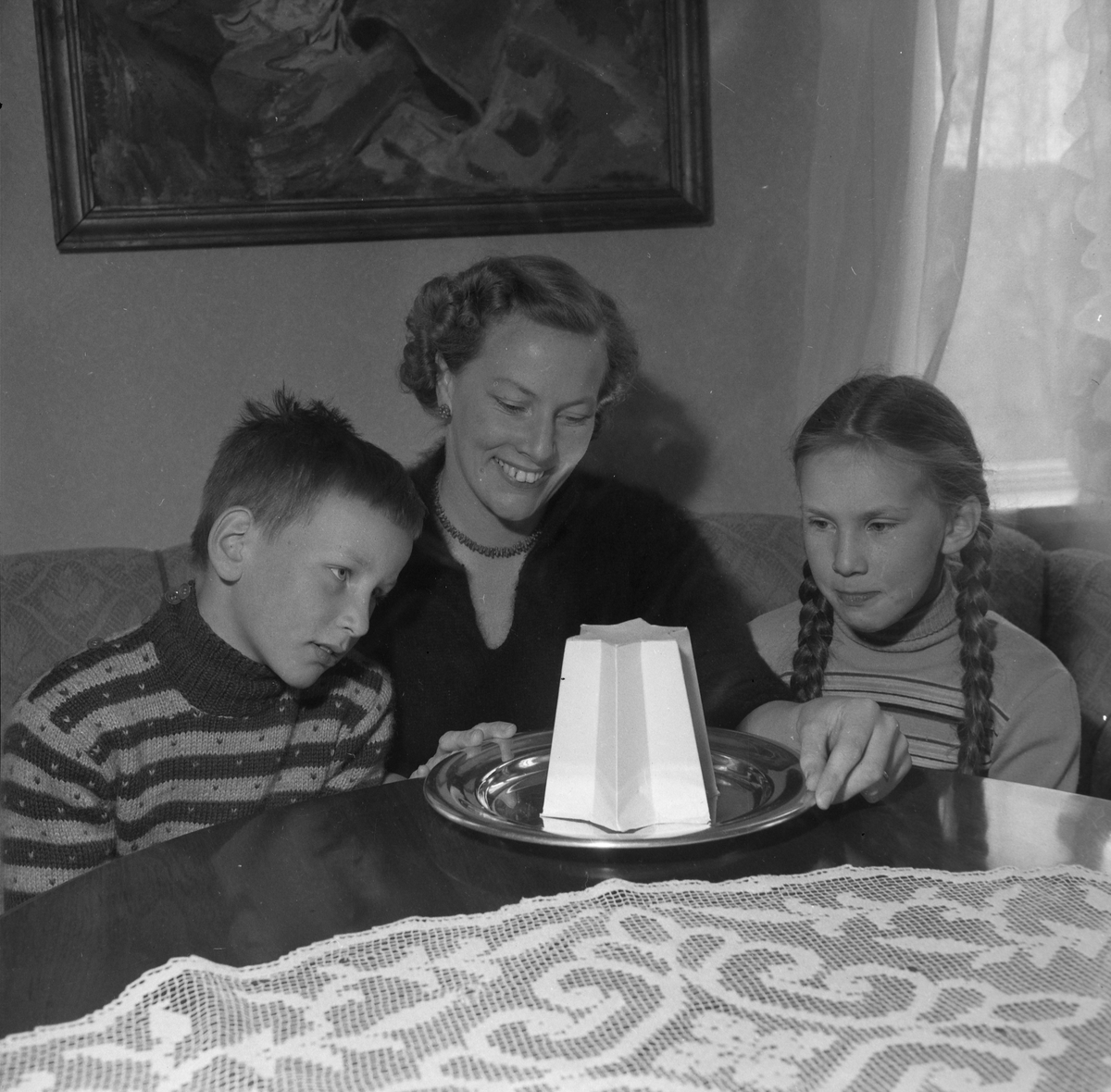 Iskrem hos familien Hartmann