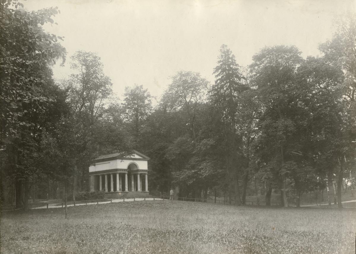 Dianas tempel vid Karlbergs slott, Stockholm.