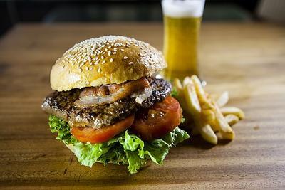 hamburger.jpg. Foto/Photo