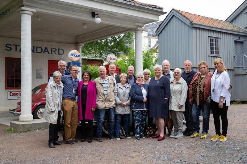 Ung på Enerhaugen-gjengen (Foto/Photo)