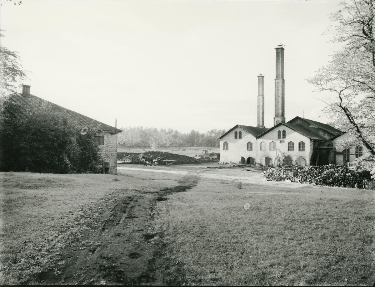 Stångjärnssmedjan, Lövstabruk, Uppland