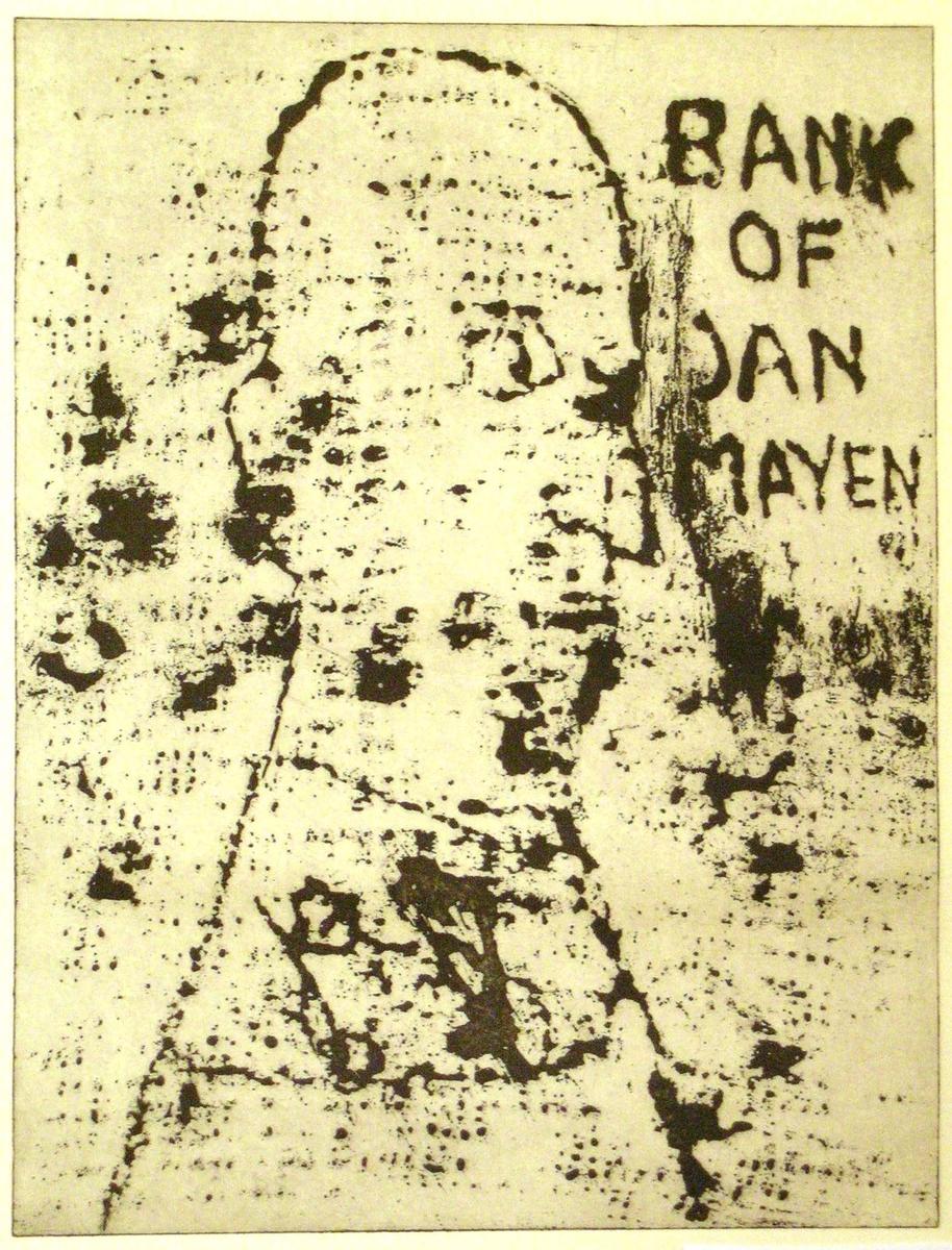 Bank of Jan Mayen [Grafikk]