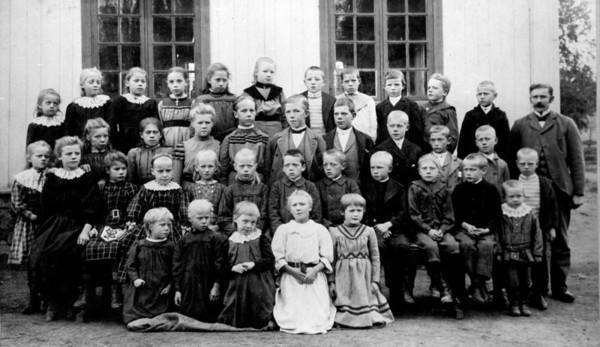 Dal skole 1904
