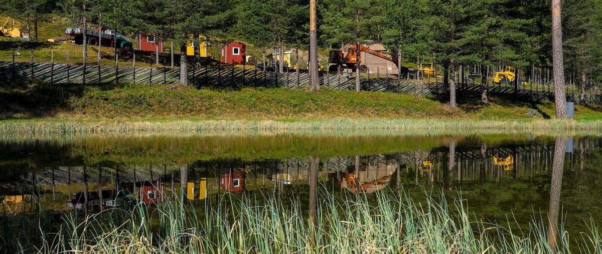 Museumsparken. Foto: Morten Reiten (Foto/Photo)