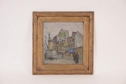 Paris 1936 [Oljemaleri]