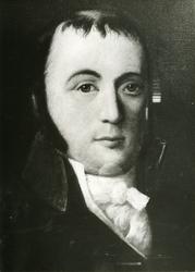 Byfoged Andreas Michael Heiberg (1767 - 1815) Eidsvoldsmann