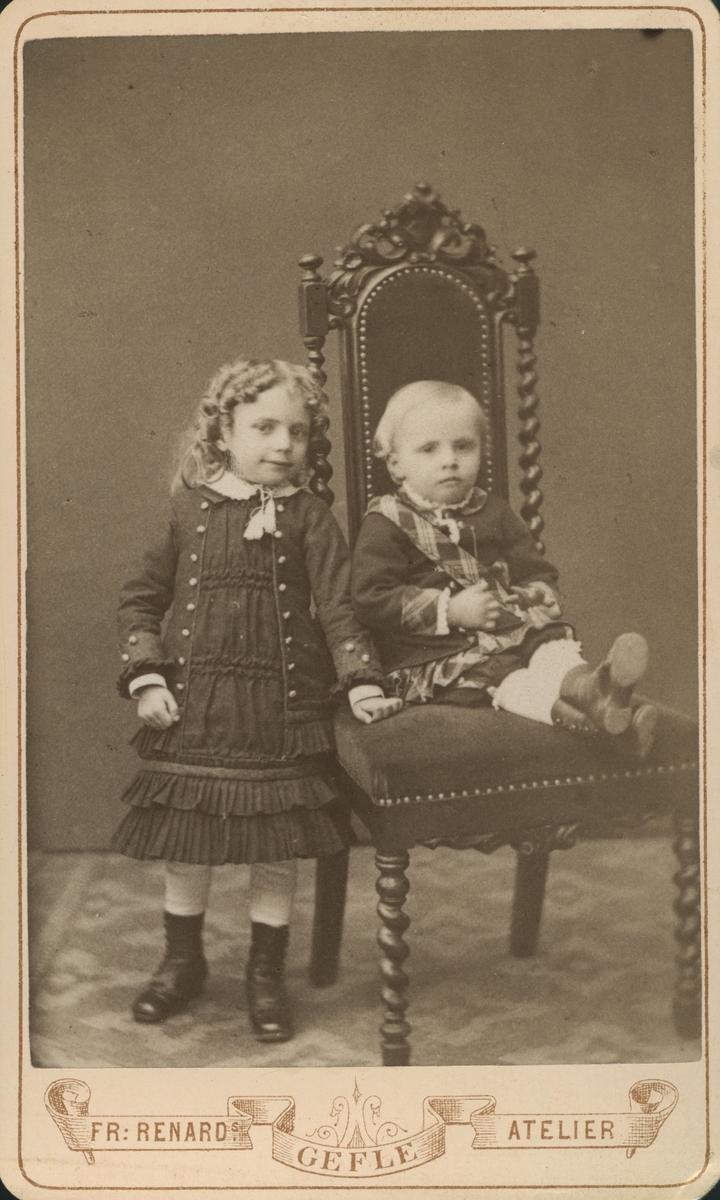 Gösta och Helga Julin.