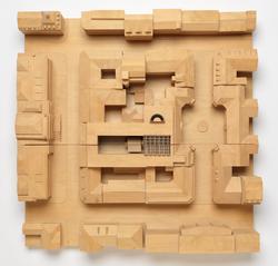 Gyldendalhuset [Arkitektonisk modell]