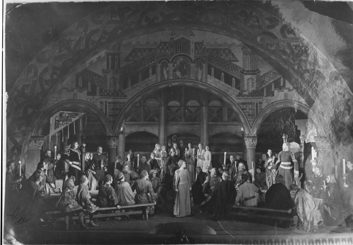 Nationalthetret, Kong Eystein, teater, skuespill,