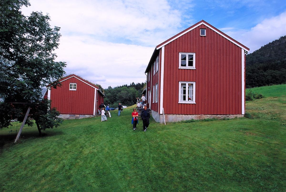 DOK:2000, Bjørnsonfestivalen, Nesset, prestegård,