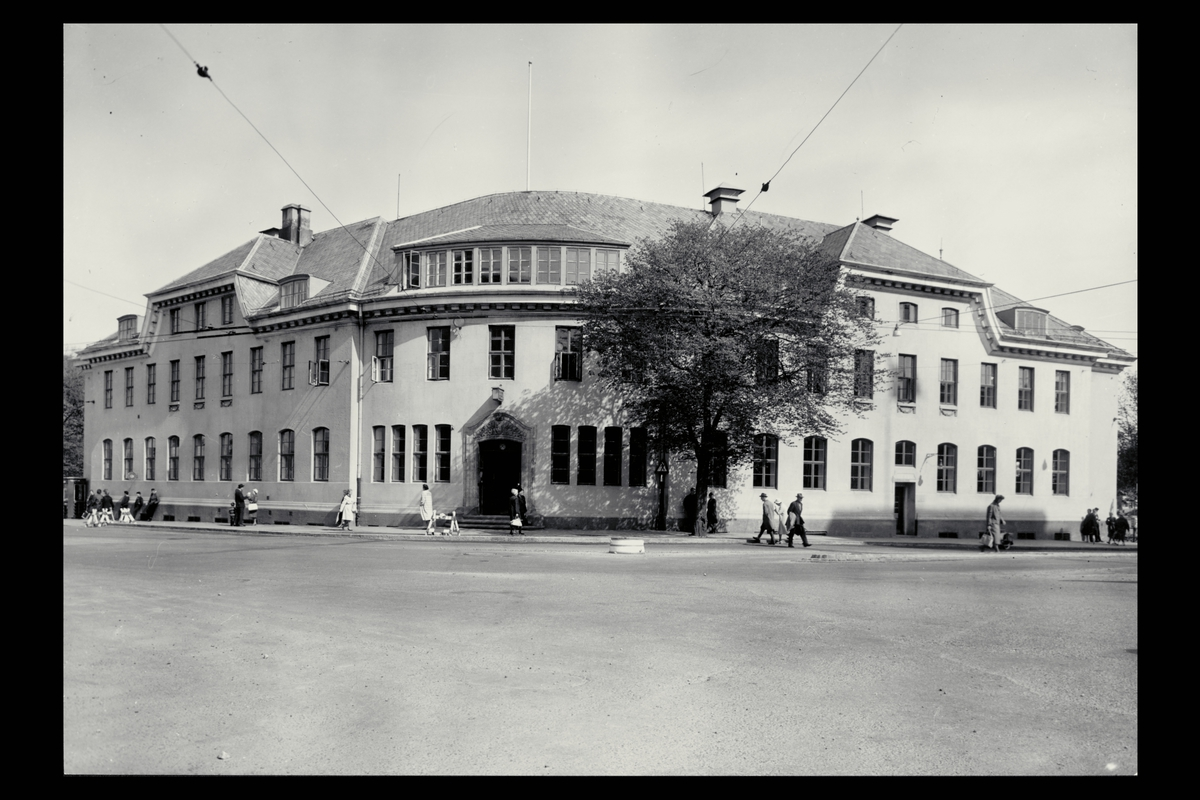 eksteriør, postkontor, 4001 Stavanger