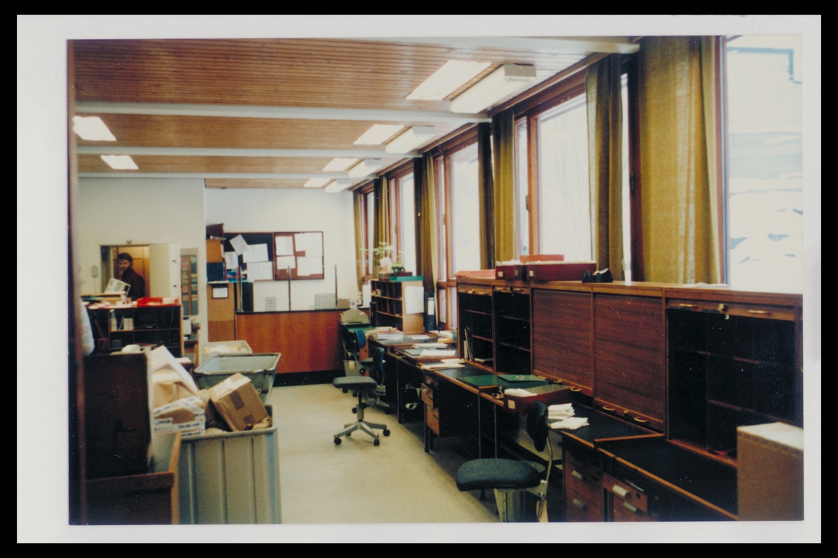 interiør, postkontor, 3600 Kongsberg