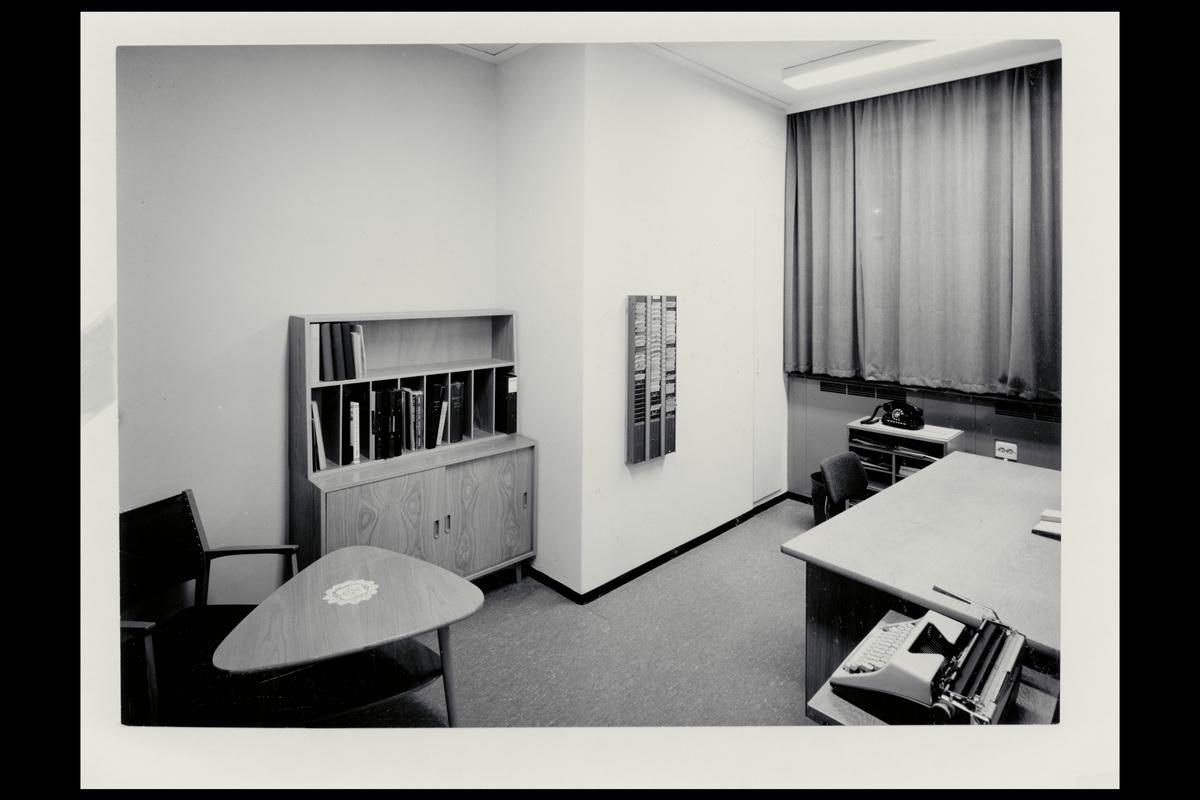 interiør, postkontor, 3200 Sandefjord, kontor