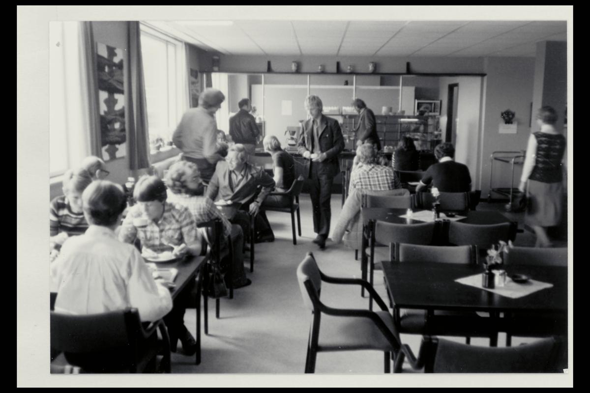 interiør, postkontor, 8000 Bodø, kantine, personale