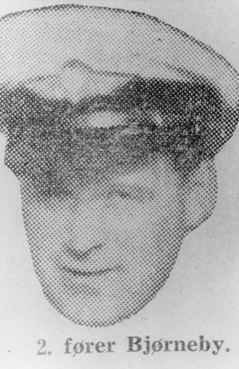 portrett, 2. fører, Bjørneby