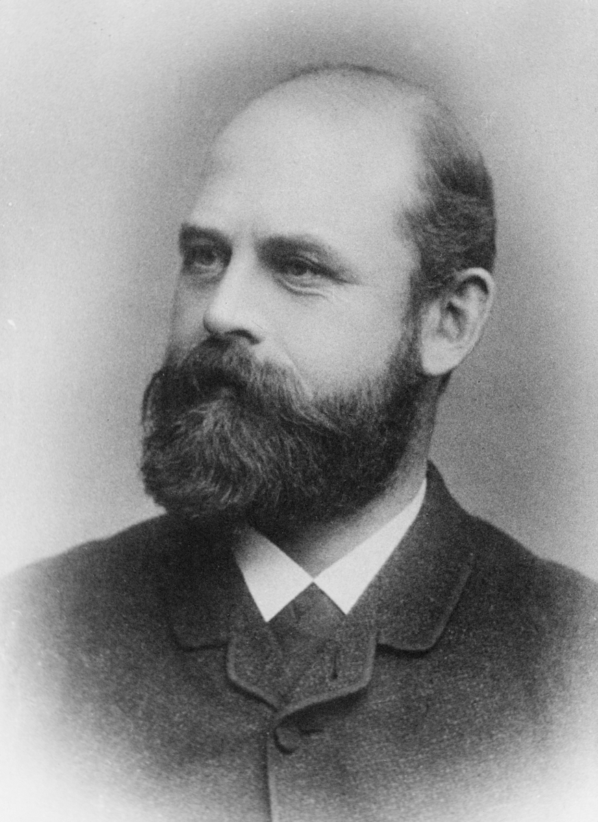kaptein, bestyrer, Heinemann Oluf, portrett