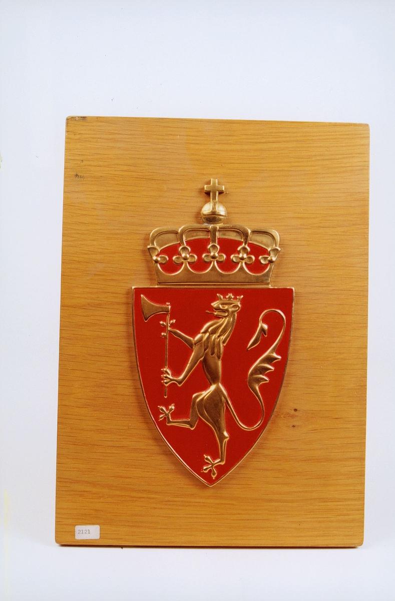 postmuseet, gjenstander, riksvåpen 1937