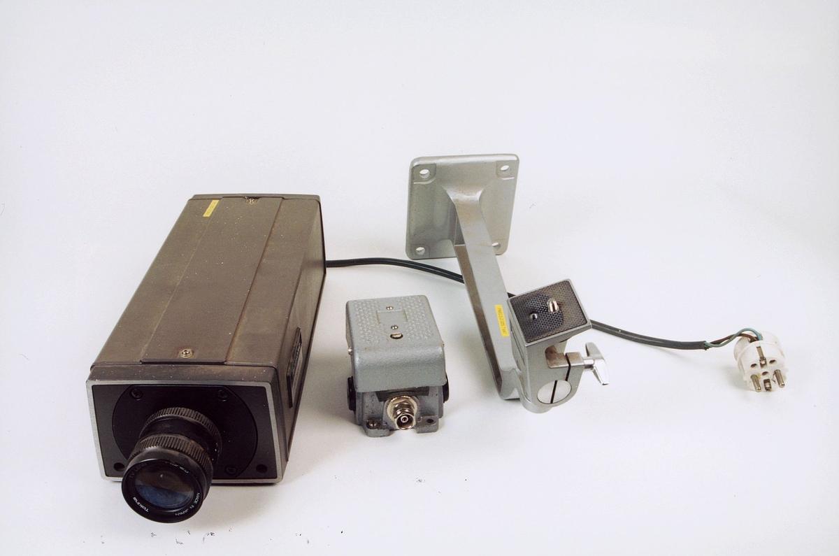 postmuseet, gjenstander, overvåkningskamera
