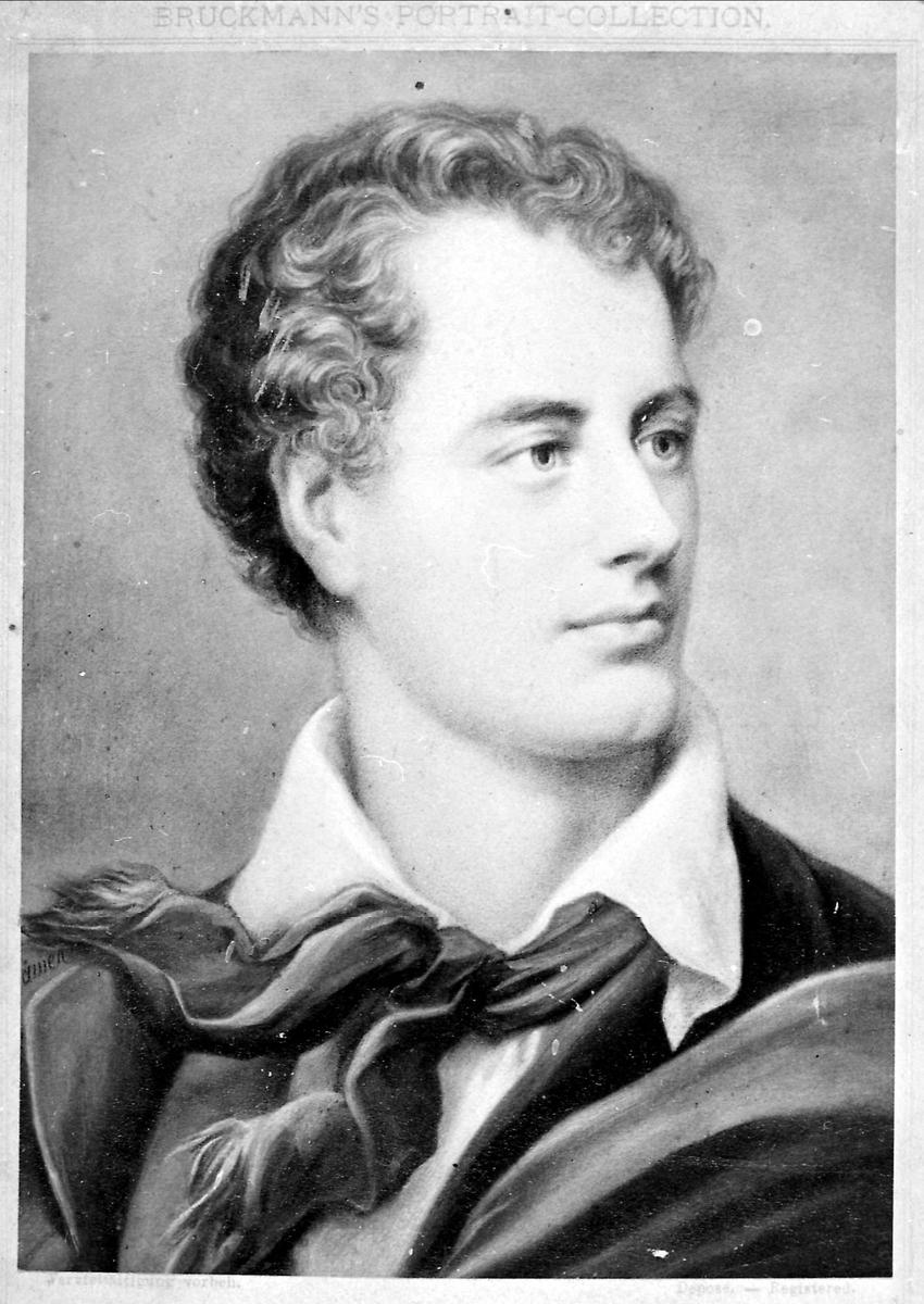 Byron, forfatter