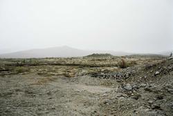 Militære landskap (6) Landskap med voller og grus  [Fotograf