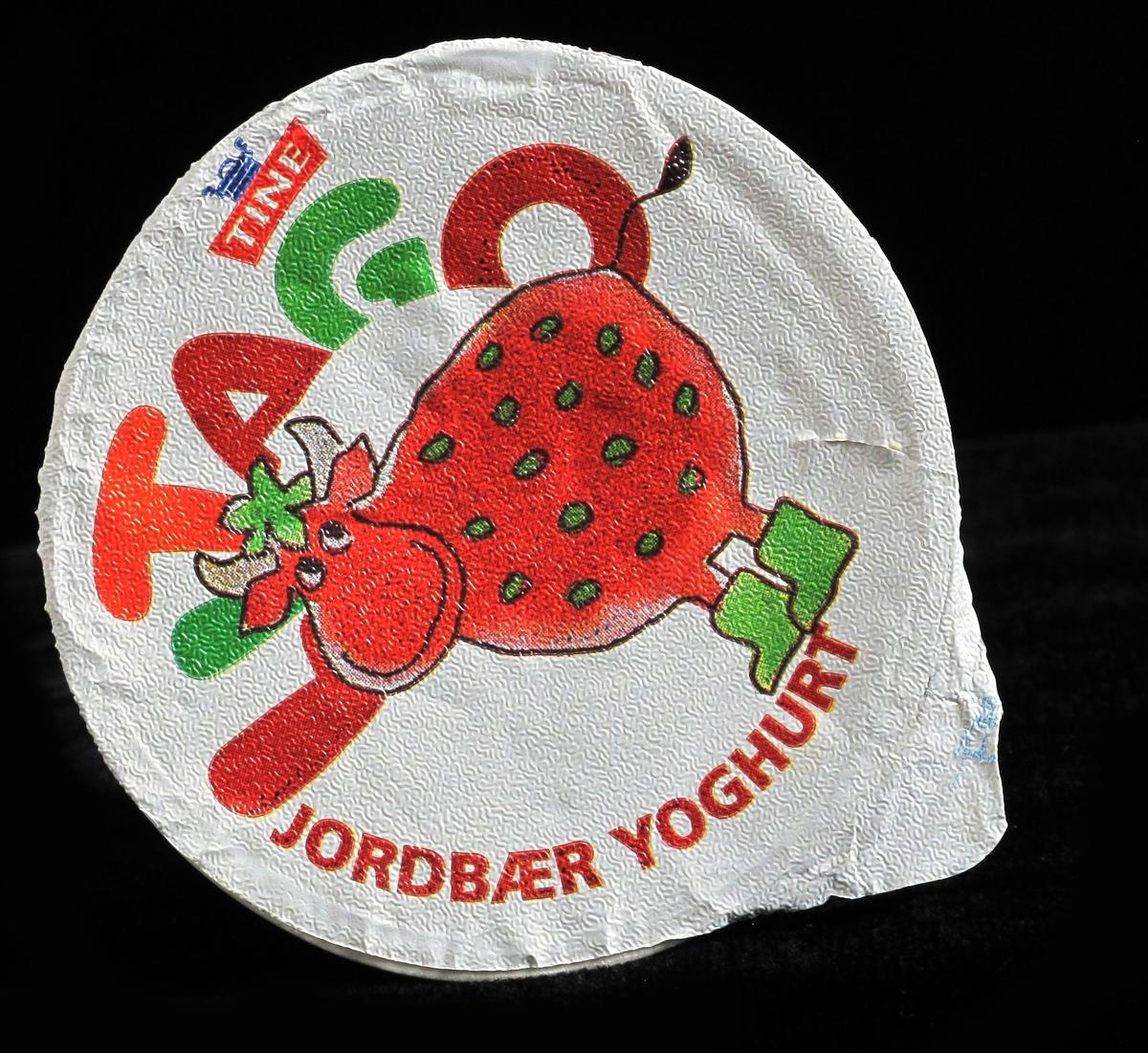 Frukt og dyr: Jordbærku.