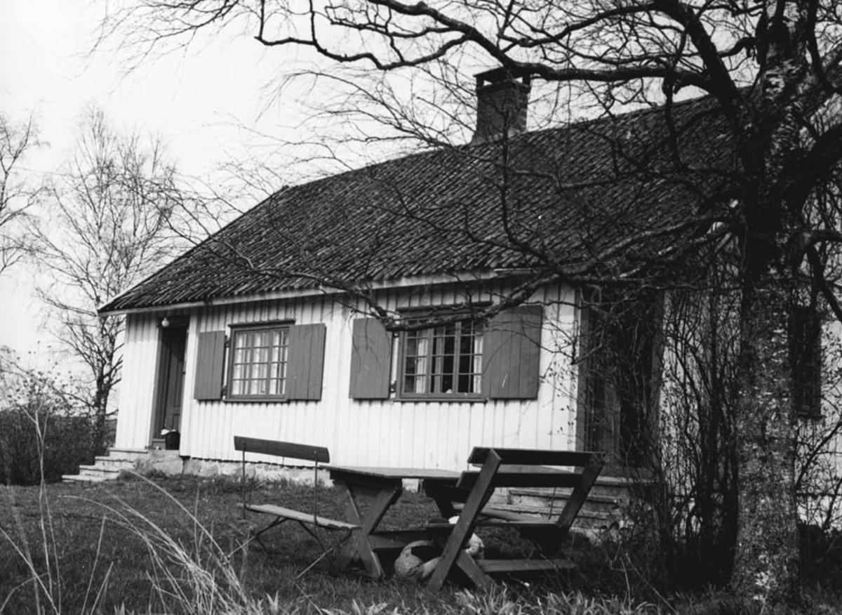 Foss gård, Langhus. Ski