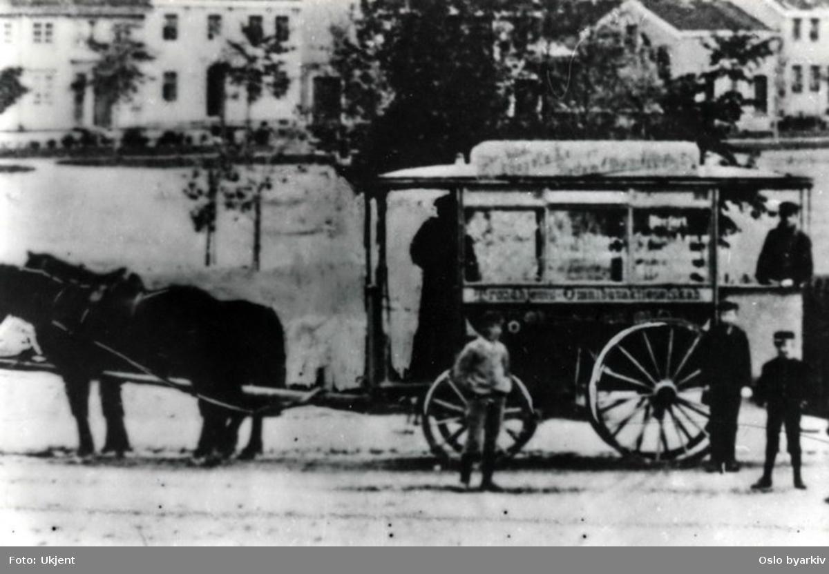 Omnibuss fraTrondhjems Ominbusaktieselskab