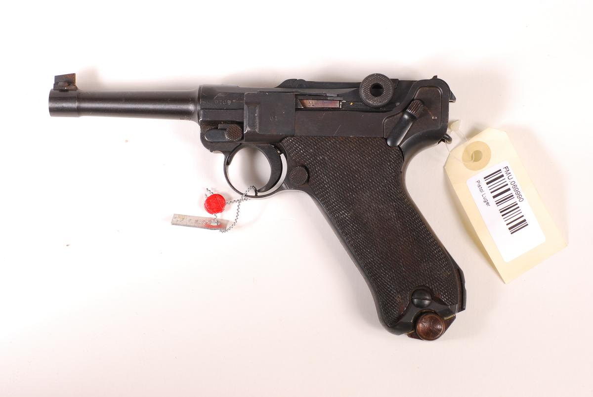 Pistol 9mm Luger P.08
