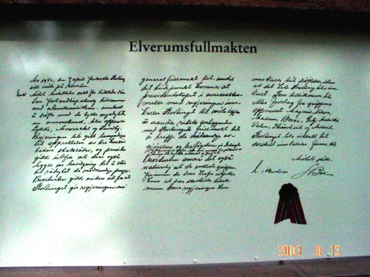 Kjøreanvisning: Ved Elverum Folkehøyskole.