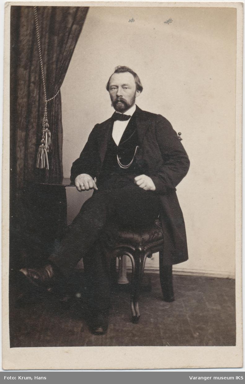 Portrett, Lauritz Lassen Brodtkorb