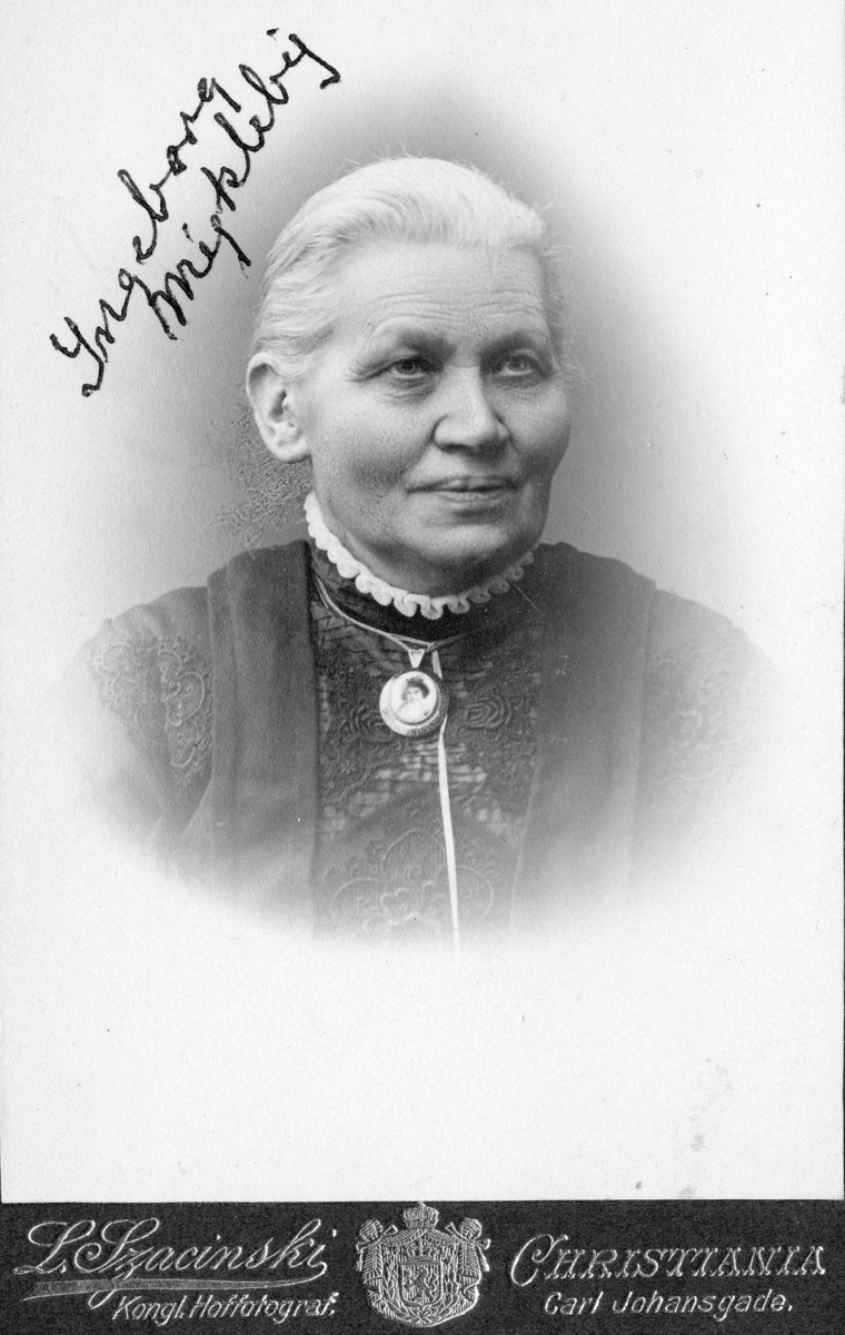 Ingeborg Mykleby
