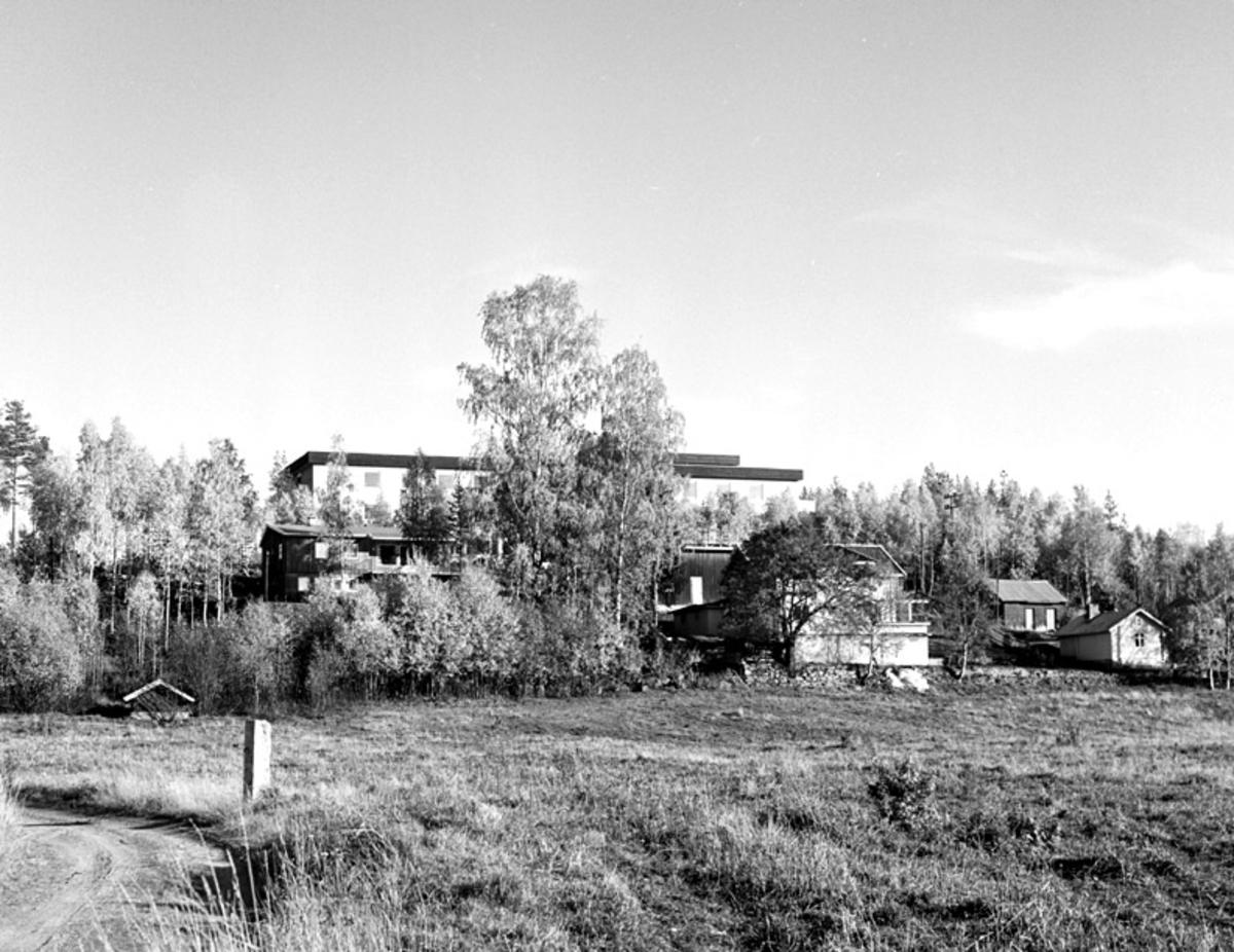 Jotunhaugen, pleiehjem