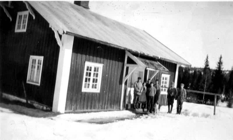 Skavhaugen gård