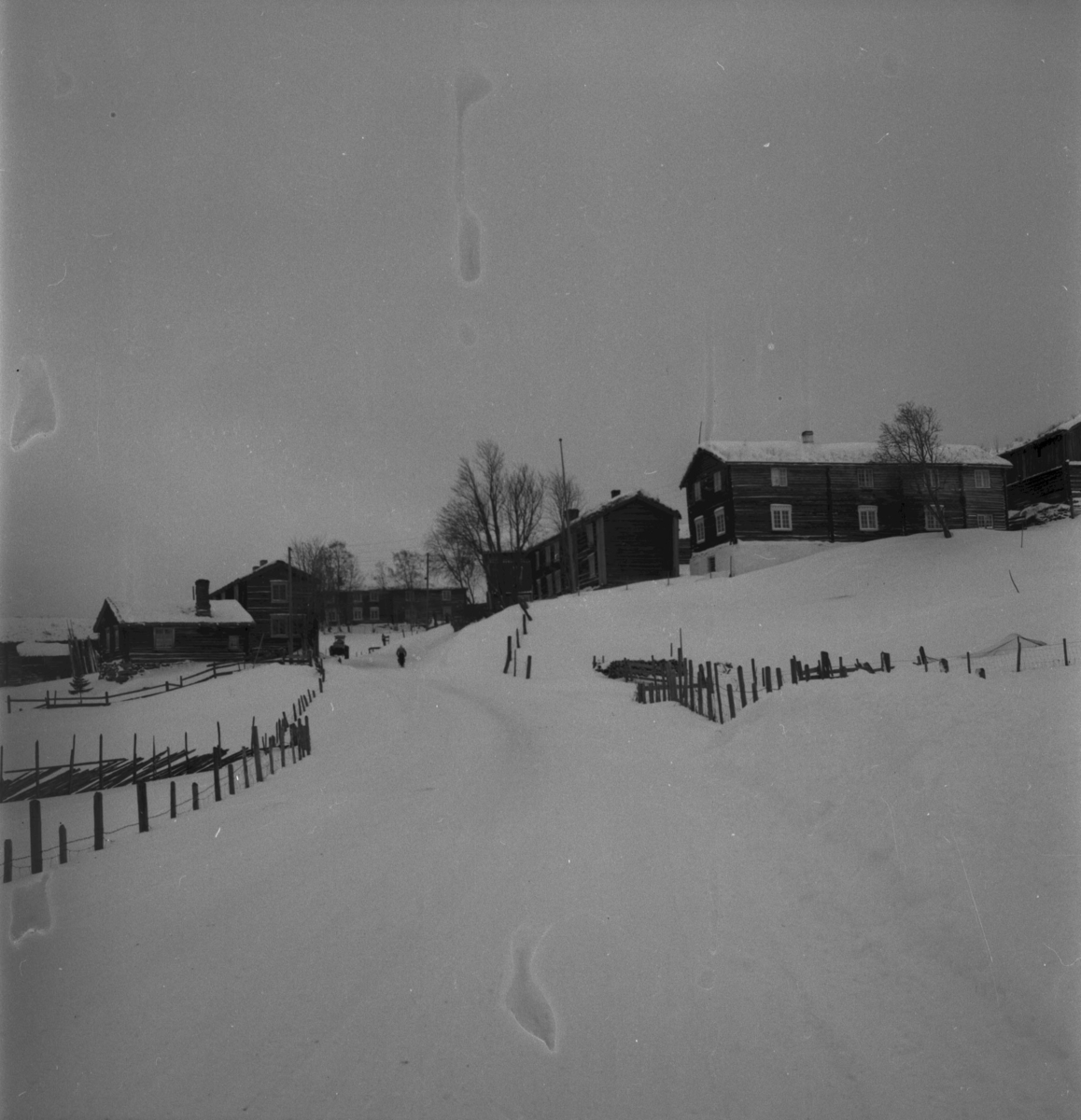 Tolga, Vingelen, Gård, Vinter, Tollefsa?