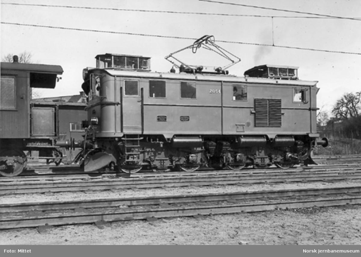 Elektrisk lokomotiv El 9 nr. 2064