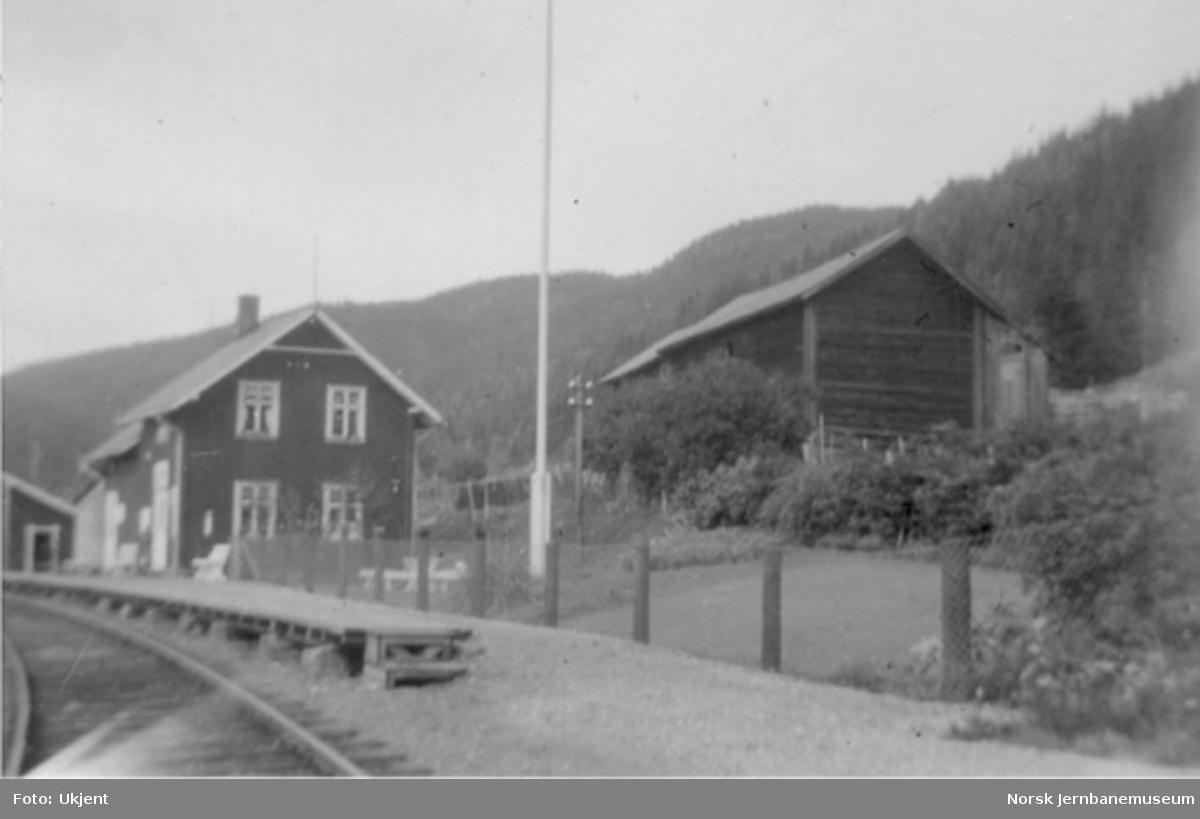 Bjørgo stoppested