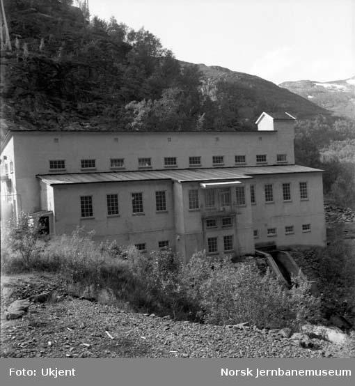 Kjosfossen kraftstasjon