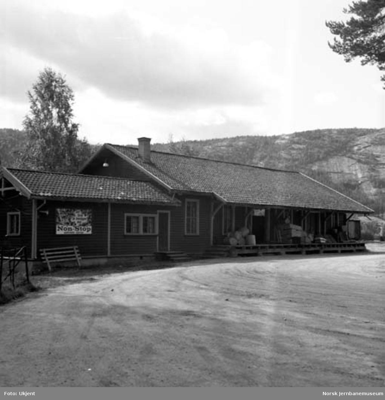 Byglandsfjord stasjon : godshus