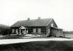 "Tronbøl ""Trombøl"", Sør-Odal, Hedmark. Hovedbygning fra ca. 1"